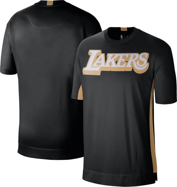 Nike Men's Los Angeles Lakers Dri-FIT City Edition T-Shirt product image