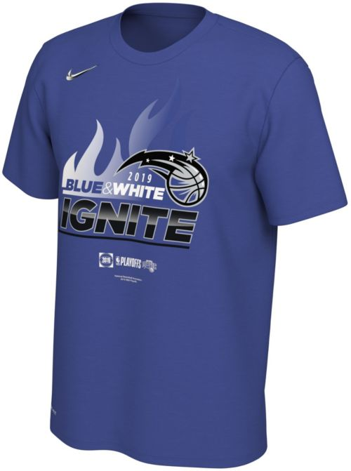 2d01a6d4 Nike Men's Orlando Magic 2019 Playoffs