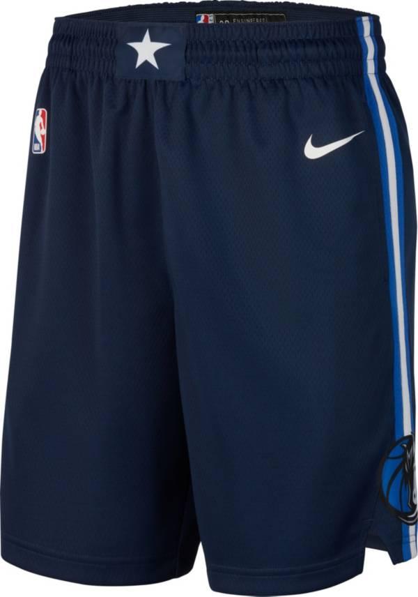 Nike Men's Dallas Mavericks Dri-FIT Statement Statement Swingman Shorts product image