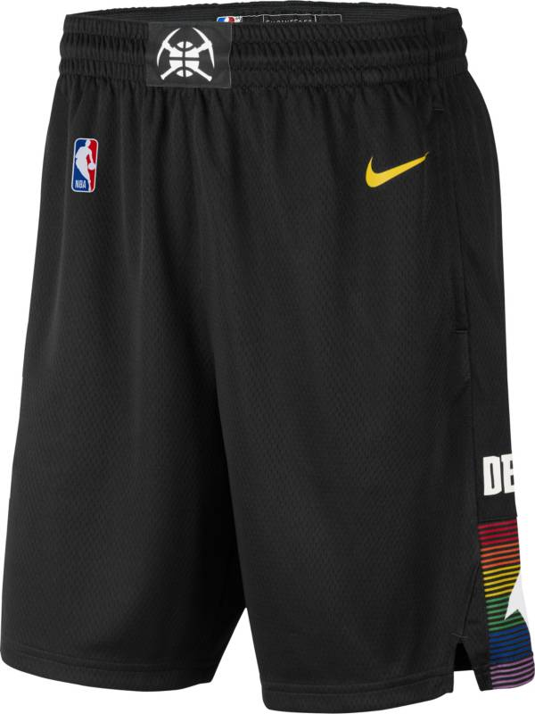 Nike Men's Denver Nuggets Dri-FIT City Edition Swingman Shorts product image