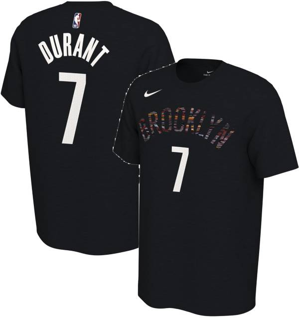 Nike Men's Brooklyn Nets Kevin Durant Dri-FIT City Edition T-Shirt product image