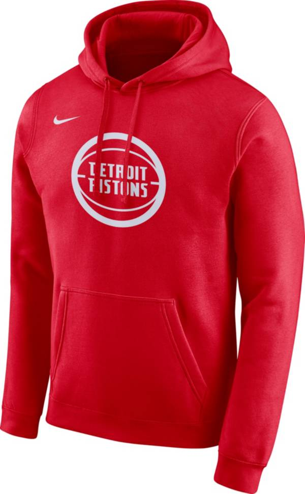 Nike Men's Detroit Pistons Dri-FIT City Edition Pullover Hoodie product image