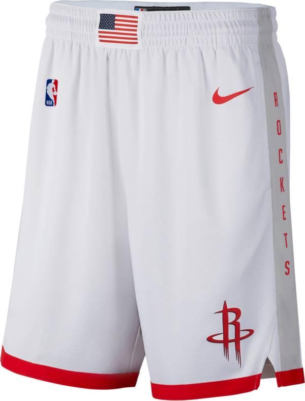 Nike Men's Houston Rockets Dri-FIT City Edition Swingman Shorts product image