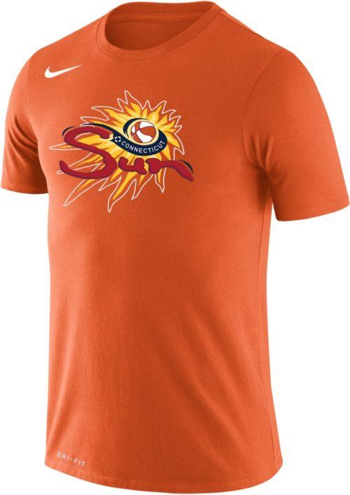 1180312d Nike Men's Connecticut Sun Dri-FIT Orange T-Shirt | DICK'S Sporting ...