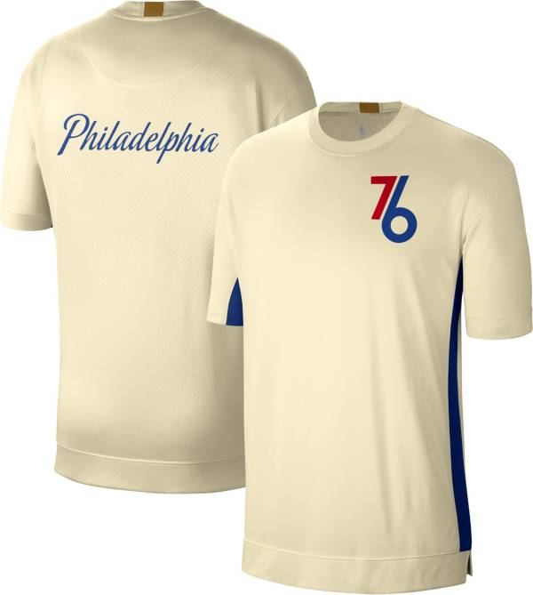 Nike Men's Philadelphia 76ers Dri-FIT City Edition T-Shirt product image