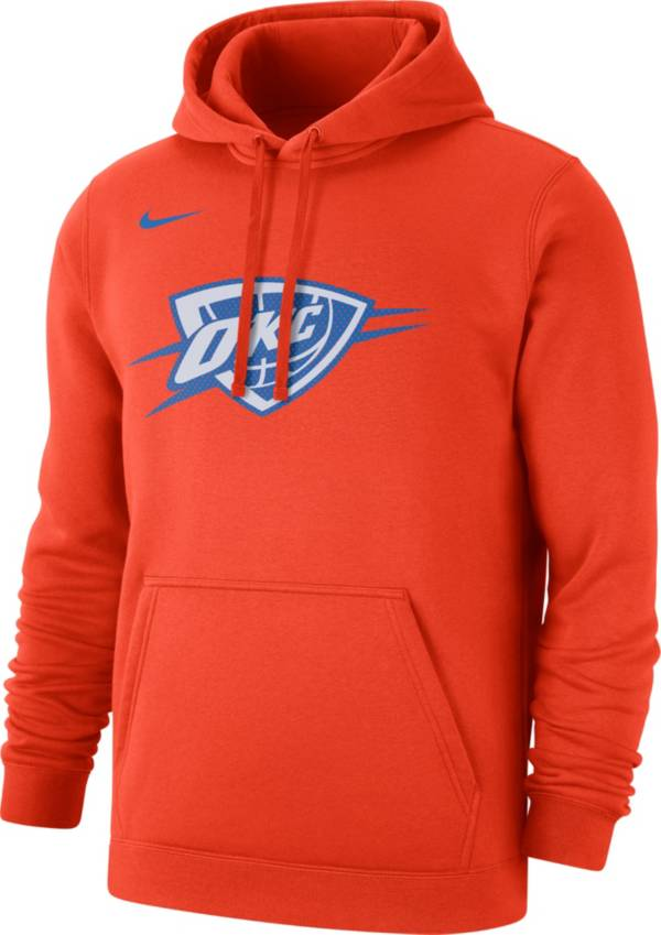Nike Men's Oklahoma City Thunder Statement Pullover Hoodie product image