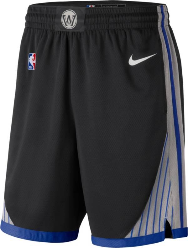 Nike Men's Golden State Warriors Dri-FIT City Edition Swingman Shorts product image