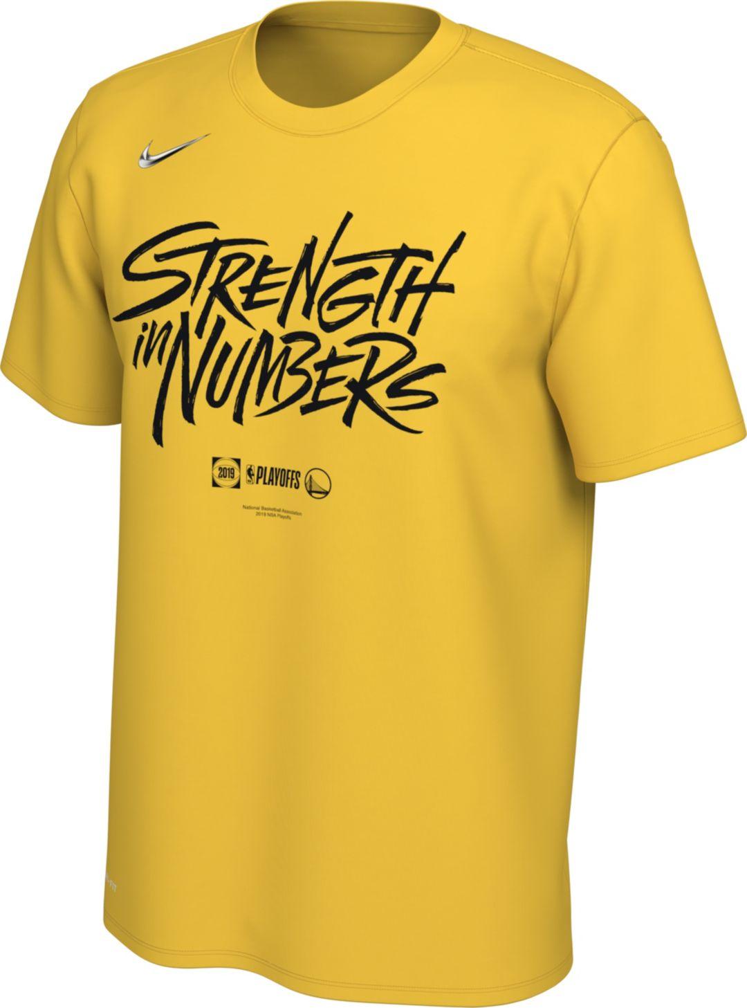 Nike Men's Golden State Warriors 2019 Playoffs