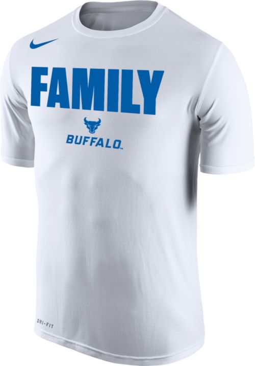 6dd42e23 Nike Men's Buffalo Bulls 'Family' Bench White T-Shirt. noImageFound. 1