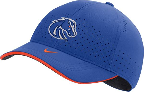 Nike Men's Boise State Broncos Blue AeroBill Classic99 Football Sideline Hat product image