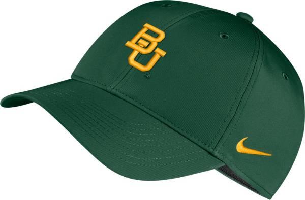 Nike Men's Baylor Bears Green Legacy91 Adjustable Hat product image