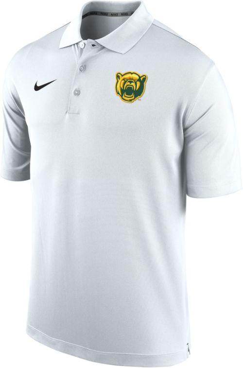 b1a86da0c Nike Men's Baylor Bears Varsity White Polo | DICK'S Sporting Goods