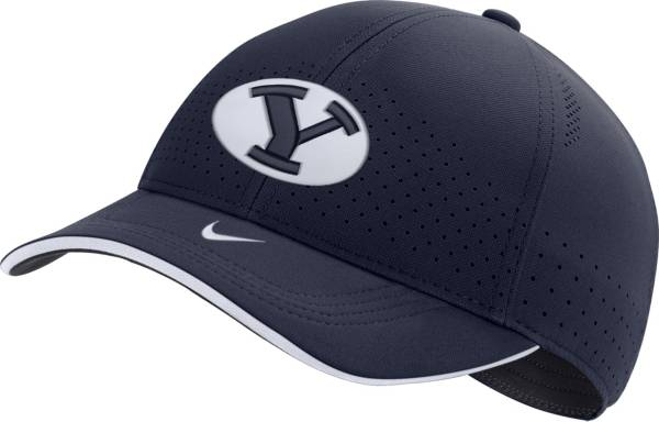 Nike Men's BYU Cougars Blue AeroBill Classic99 Football Sideline Hat product image