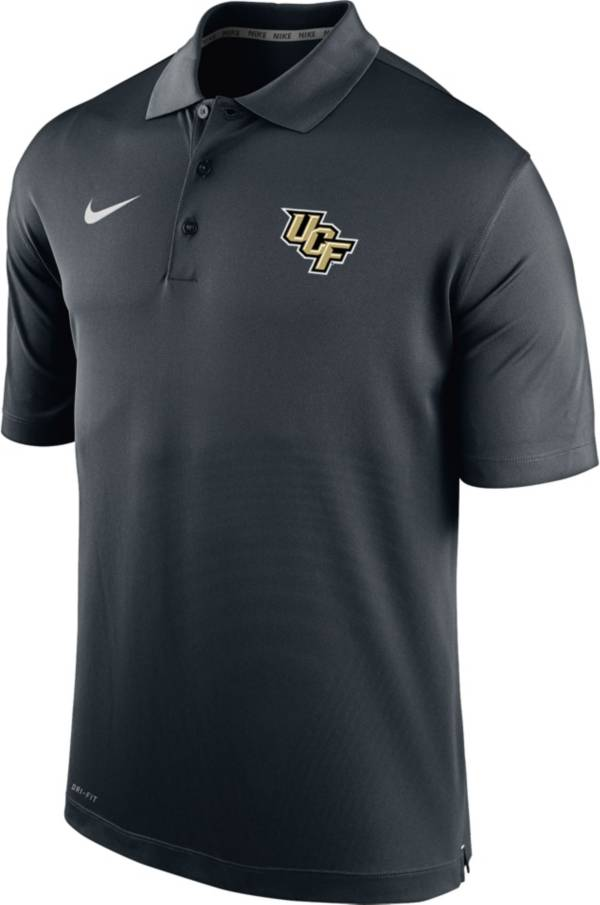 Nike Men's UCF Knights Varsity Black Polo product image