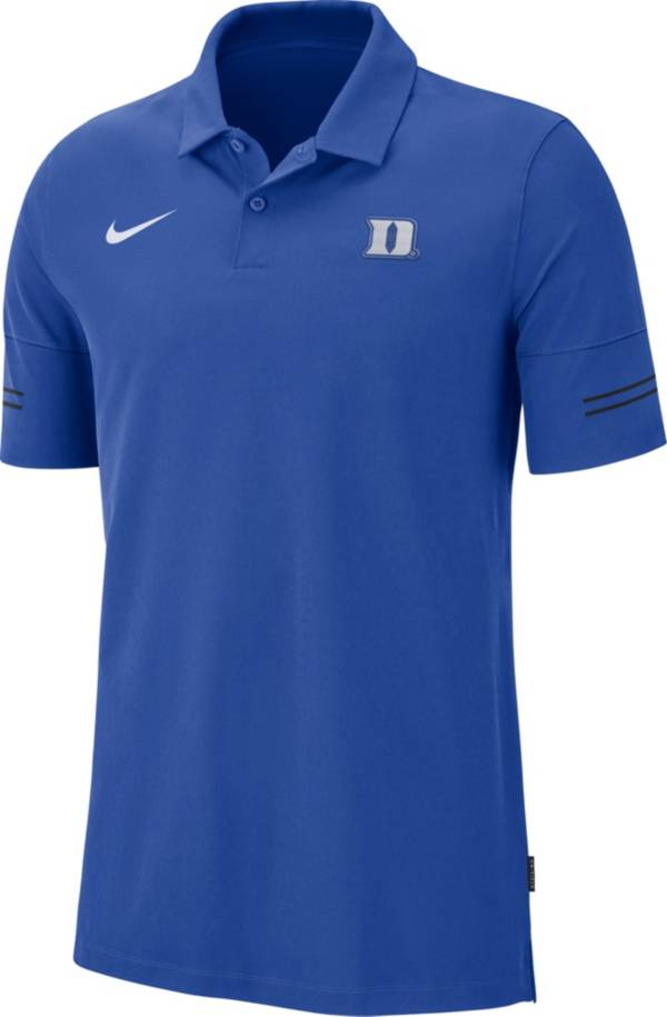 Nike Men's Duke Blue Devils Duke Blue Elevated Flex On-Field Performance Polo product image