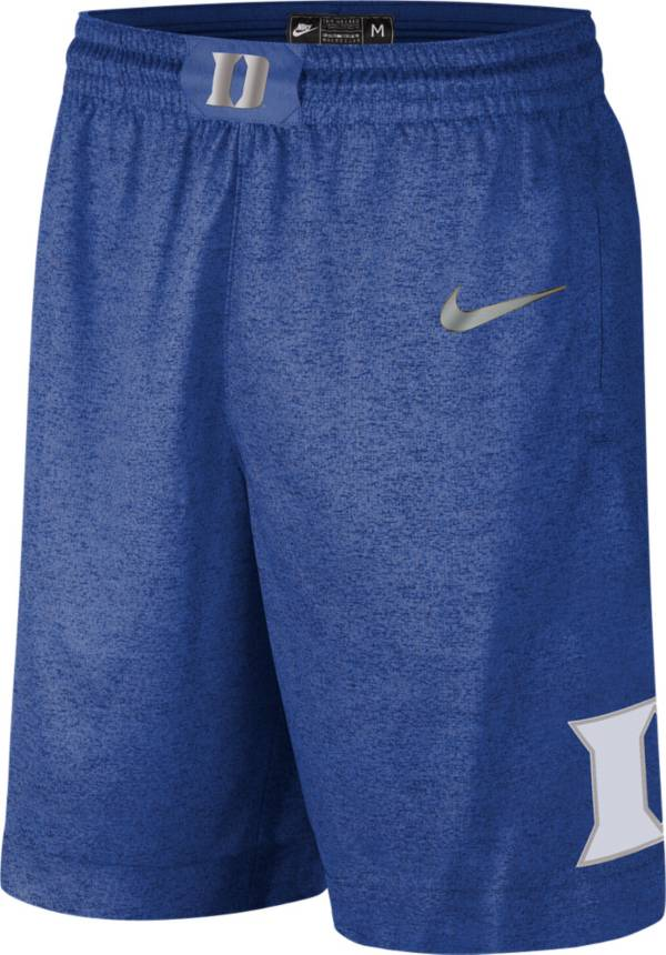 Nike Men's Duke Blue Devils Duke Blue Limited 100 Year Anniversary Rivalry Basketball Shorts product image
