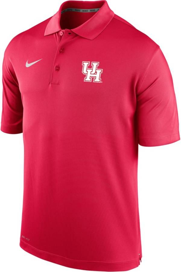Nike Men's Houston Cougars Red Varsity Polo product image