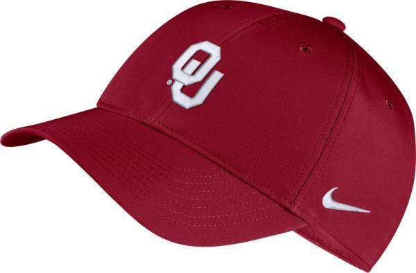 Nike Men's Oklahoma Sooners Crimson Legacy91 Adjustable Hat product image