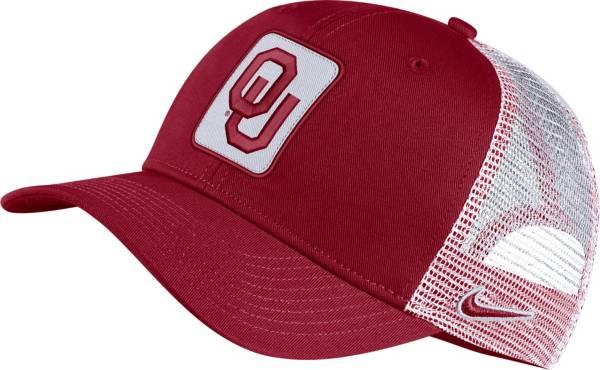 Nike Men's Oklahoma Sooners Crimson Classic99 Trucker Hat product image