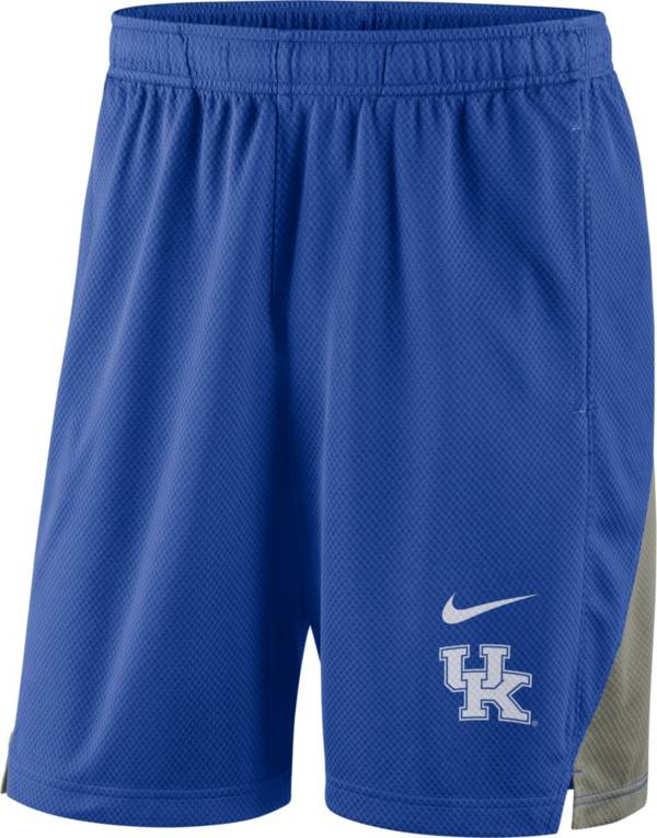 Nike Men's Kentucky Wildcats Blue Franchise Shorts product image