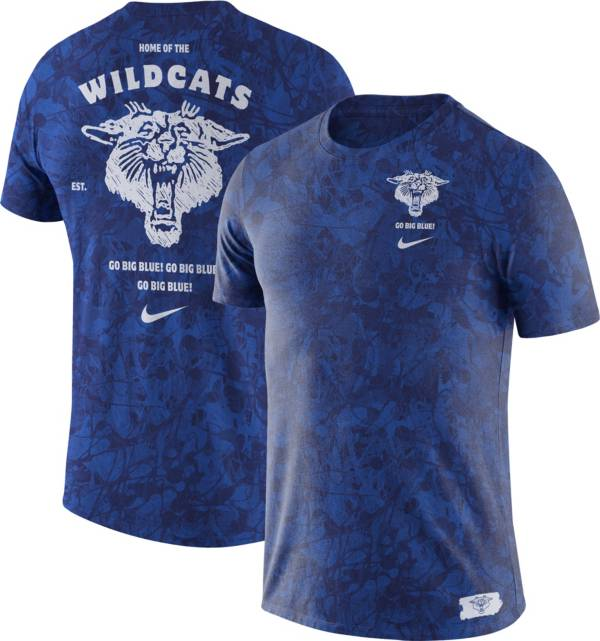 Nike Men's Kentucky Wildcats Blue Statement T-Shirt product image