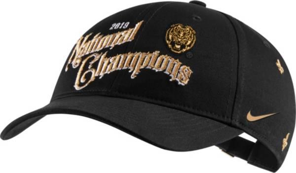 Nike Men's 2019 National Champions LSU Tigers Locker Room Hat product image