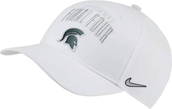 Nike Men's Michigan State Spartans 2019 East Regional Champions Locker Room Hat product image