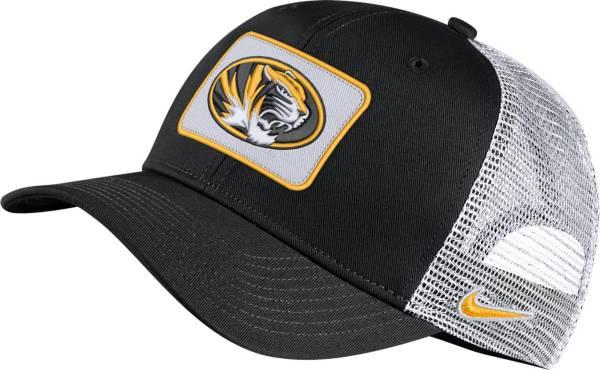 Nike Men's Missouri Tigers Classic99 Trucker Black Hat product image
