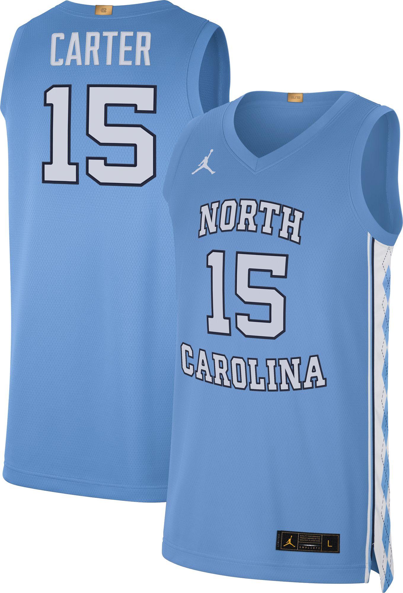 north carolina jersey