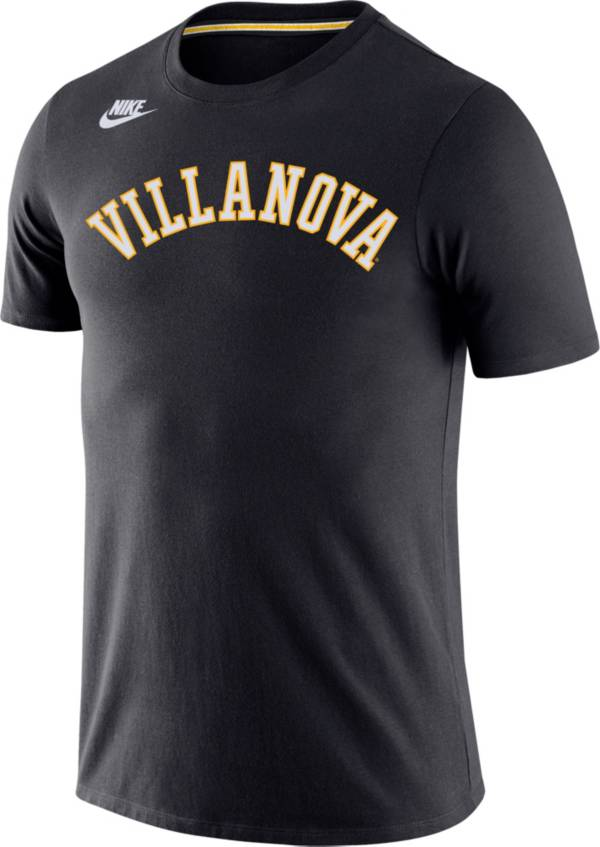 Nike Men's Villanova Wildcats Navy Tri-Blend Retro T-Shirt product image