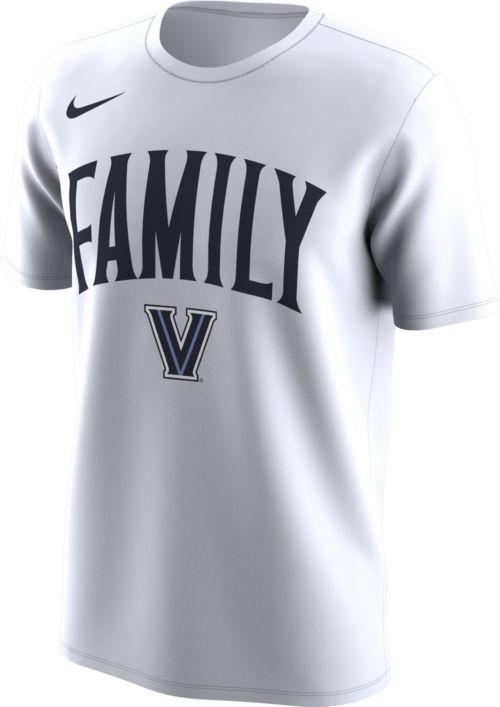 23233852 Nike Men's Villanova Wildcats 'Family' Bench White T-Shirt. noImageFound.  Previous