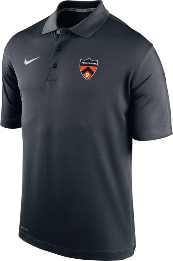 Nike Men's Princeton  Tigers Varsity Black Polo product image
