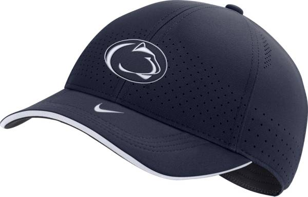 Nike Men's Penn State Nittany Lions Blue AeroBill Classic99 Football Sideline Hat product image