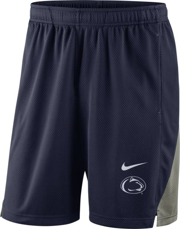 Nike Men's Penn State Nittany Lions Blue Franchise Shorts product image
