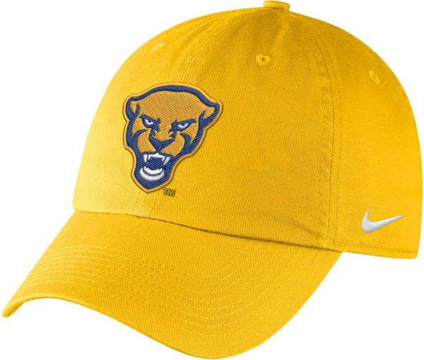 Nike Men's Pitt Panthers Gold Unstructured Adjustable Hat product image