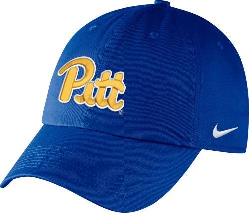 buy online 50044 815c2 Nike Men s Pitt Panthers Blue Dri-FIT H86 Authentic Hat. noImageFound.  Previous