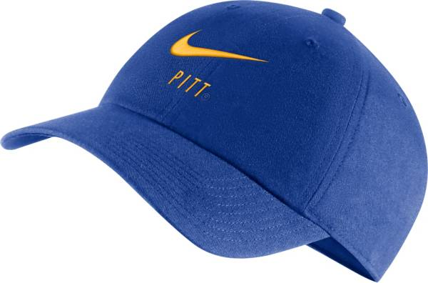Nike Men's Pitt Panthers Blue Heritage86 Adjustable Hat product image