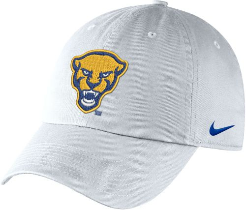 102cfc8a Nike Women's Pitt Panthers Unstructured Adjustable White Hat. noImageFound.  Previous