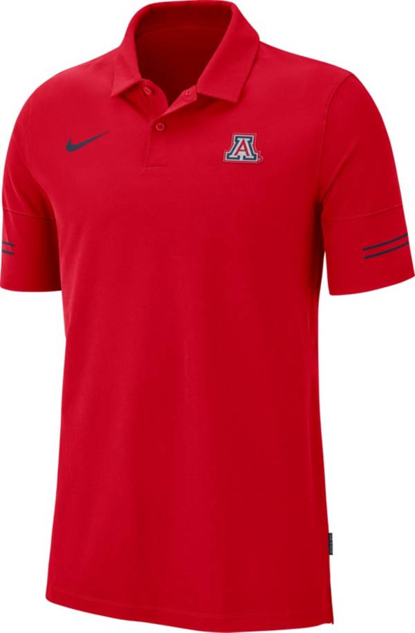 Nike Men's Arizona Wildcats Cardinal  Elevated Flex On-Field Performance Polo product image
