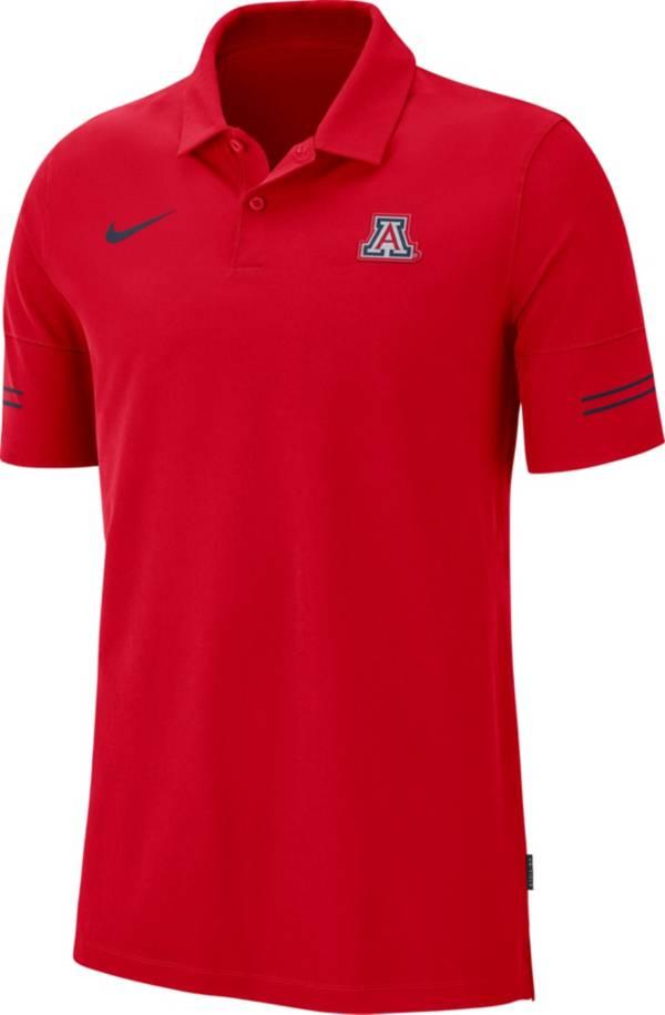 Nike Men's Arizona Wildcats Cardinal  Elevated Flex On-Field Performance Polo product image