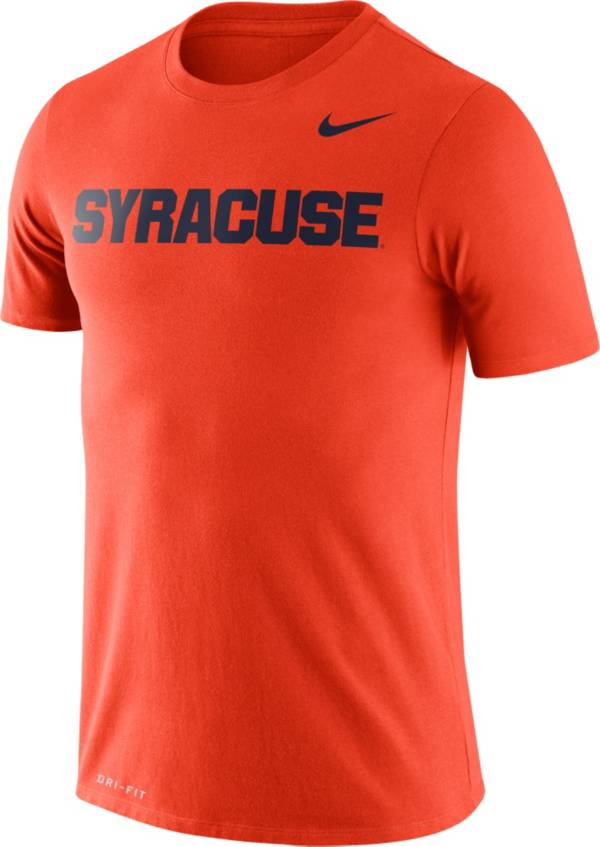 Nike Men's Syracuse Orange Orange Dri-FIT Legend Word T-Shirt product image