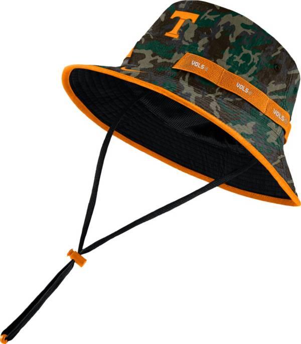 Nike Men's Tennessee Volunteers Camo Dri-FIT Sideline Bucket Hat product image