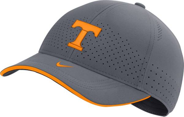 Nike Men's Tennessee Volunteers Grey AeroBill Classic99 Football Sideline Hat product image