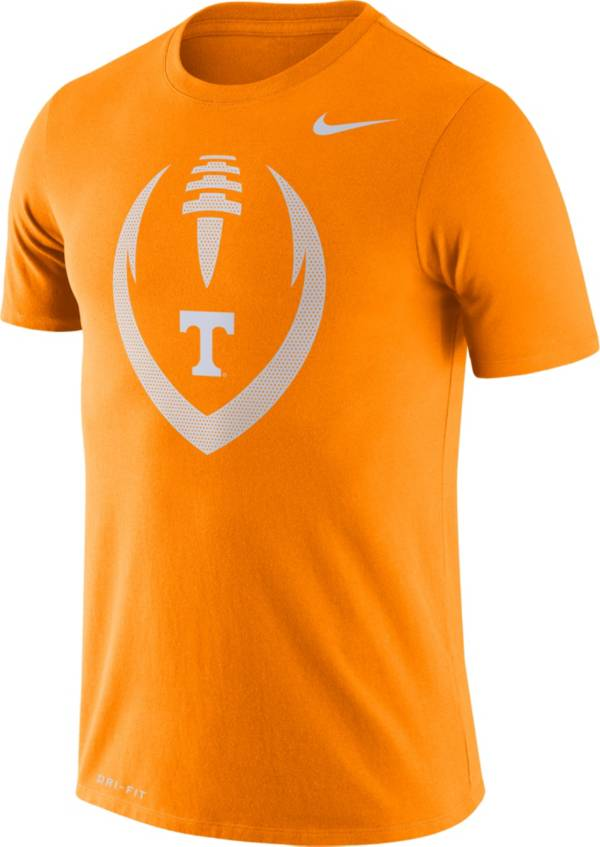 Nike Men's Tennessee Volunteers Tennessee Orange Legend Football Icon T-Shirt product image