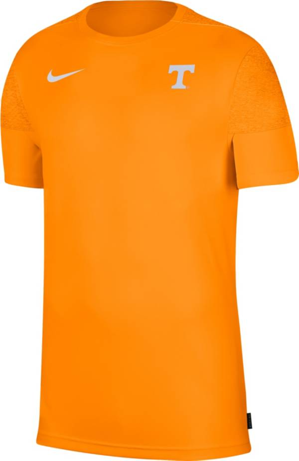 Nike Men's Tennessee Volunteers Tennessee Orange Top Coach UV T-Shirt product image