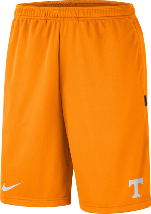 Nike Men's Tennessee Volunteers Tennessee Orange Dri-FIT Coach Shorts product image