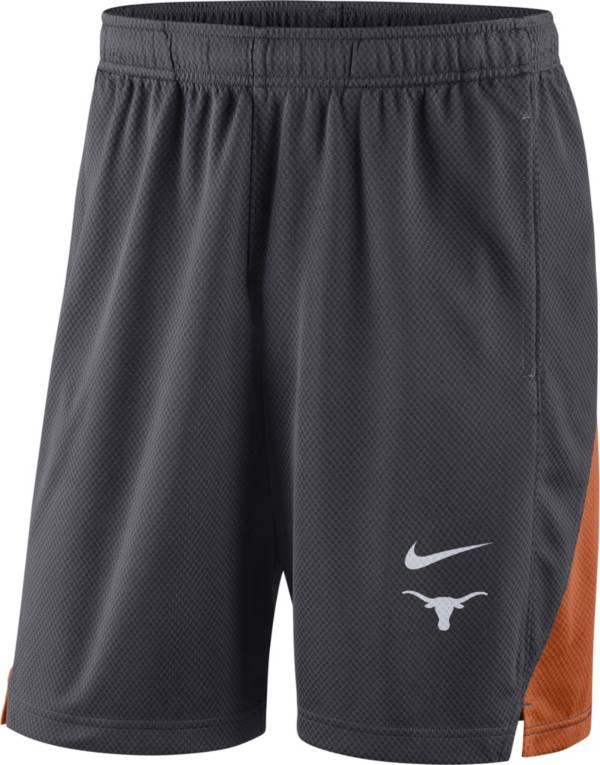 Nike Men's Texas Longhorns Grey Franchise Shorts product image