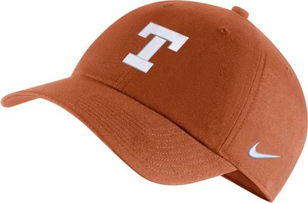 Nike Men's Texas Longhorns Burnt Orange Heritage86 Logo Hat product image