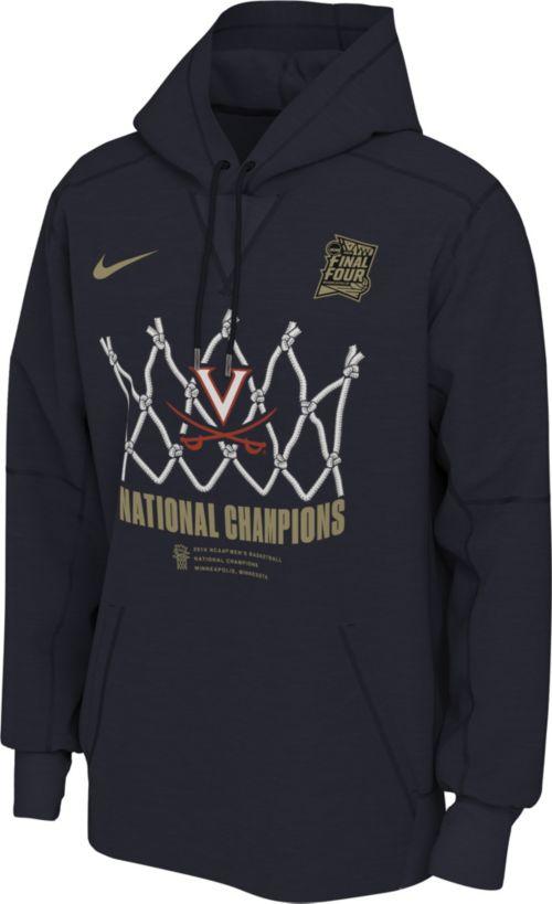 50979922e636 Nike Men s Virginia Cavaliers 2019 Men s Basketball National Champions  Locker Room Hoodie. noImageFound. Previous