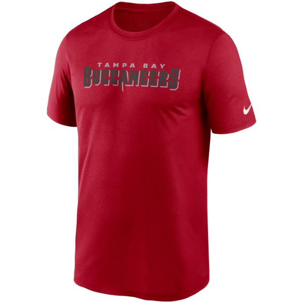 Nike Men's Tampa Bay Buccaneers Legend Performance T-Shirt product image
